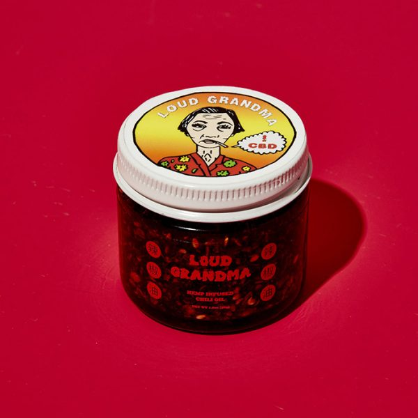 Loud Grandma CBD Chili Crisp Oil